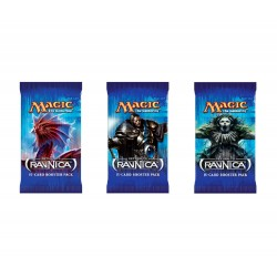 Magic The Gathering - Return To Ravnica Booster 3-Pack 3-P Return Ravnica BOOSTER PACK Magic The Gathering 199,00 kr