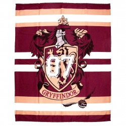 Harry Potter Gryffindor Fleeceblanket Huopa Fleece 100 x 150cm