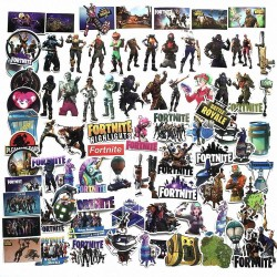 45st Fortnite Stickers Set Klistermärken Vinyl