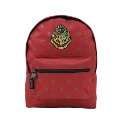 Harry Potter Crest Character Backpack School Bag 40x35x10cm