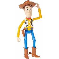 Disney Pixar Toy Story Woody Poseable Action Figure 23cm GDP68 Toy Story Woody Toy Story 339,00 kr product_reduction_percent