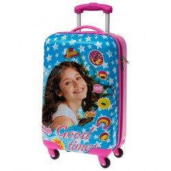 Soy Luna Trolley Travel Bag 55x37x20cm