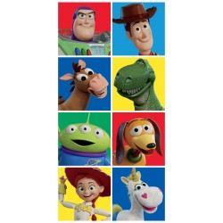 Disney Pixar Toy Story 4 Kids Towel 140x70cm 100% Cotton
