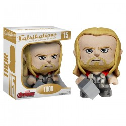 Funko Fabrikations Marvel Avengers Thor Action Figur Plush 15cm Funko Fabrikations: Thor Marvel 249,00 kr product_reduction_p...