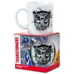 Transformers Autobot Mug 250ml Cup of Ceramics
