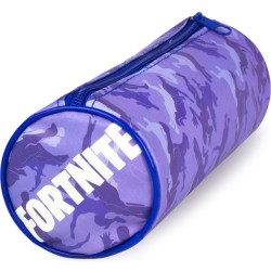 Fortnite Camouflage Blue Pen Cases Penalhus