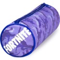 Fortnite Camouflage Blue Pencil Case