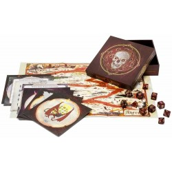 Dungeons & Dragons Baldur's Gate : Descent into Avernus Dice Set