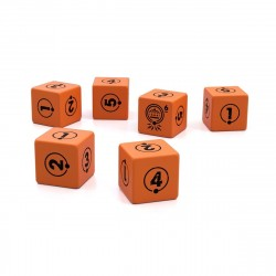 Tales from the Loop - Dice Set - New Design