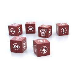 Things from the Flood - Dice Set Tärning Set Things from the Flood - Dice Set Things From The Flood 279,00 kr