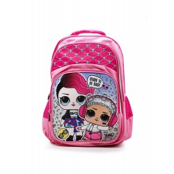 L.O.L. Surprise! LOL Born To Be Bad School Bag Reppu Laukku 43x29x13cm