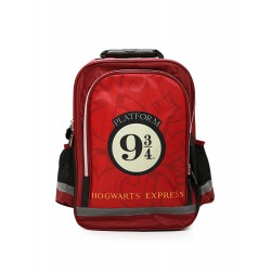 Harry Potter Platform 9 3/4 School Bag Reppu Laukku 42x30x15cm