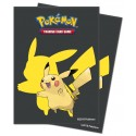 Ultra Pro Pokemon Pikachu 2019 Deck Protector sleeves 65-Pack.