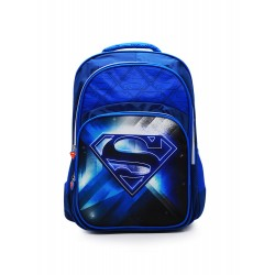Superman Stålmannen Skolväska Ryggsäck 43x29x13cm Superman Backpack 600-776 DC Comics 399,00 kr product_reduction_percent