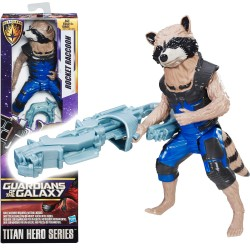 Marvel Guardians Of The Galaxy Avengers Titan Hero Rocket Raccoon Figure C0312 Rocket Raccoon Guardians Of The Galaxy 299,0...