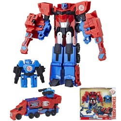 Transformers Robots In Disquise Optimus Prime & Hi-Test Figure Optimus Prime & Hi-Test Figure C Transformers 399,00 kr