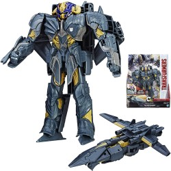 Transformers Knight Armour Turbo Changer Megatron