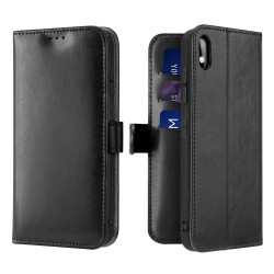 Dux Ducis Kado Bookcase Wallet Case Samsung Galaxy A10 Black