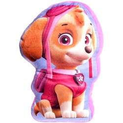 Paw Patrol Skye Pillow Cushion Plush 30cm Pink