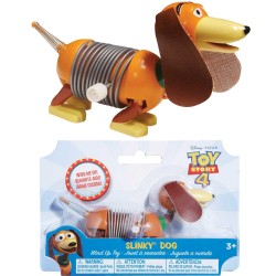 Disney Pixar Toy Story 4 Wind Up Slinky Dog