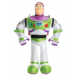 Toy Story 4 Large Talking Plush Buzz Lightyear Toy With Sound Pehmolelu 36cm