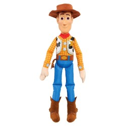 Toy Story 4 Large Talking Plush Woody Toy With Sound 40cm