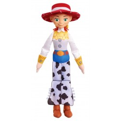 Toy Story 4 Large Talking Plush Jessie Toy With Sound Pehmolelu 40cm