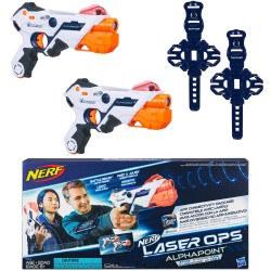 Nerf Laser Ops Pro AlphaPoint 2-Pack 2-Pack Nerf Laser Ops Pro AlphaP NERF 699,00 kr product_reduction_percent