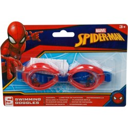 Marvel Spiderman Goggles For Children Blue/Red