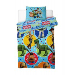 Toy Story 4 Bed linen Reversible Duvet Cover 135x200cm