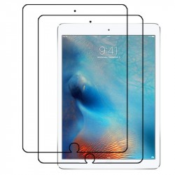 "2-Pack iPad 9.7"" 2017/2018/Air/Air 2 Tempered Glass Screen Protector Retail"