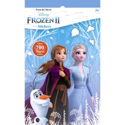 Disney Frozen 2 Anna Elsa Olaf Stickers Set 700pcs