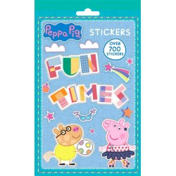 700st Peppa Pig Greta Gris Stickers Set Klistermärken Peppa Pig Stickers 700st Peppa Pig 79,00 kr product_reduction_percent