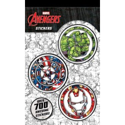 700st Avengers Icon Stickers Set Klistermärken Avengers Icon Stickers 700st Marvel 79,00 kr product_reduction_percent