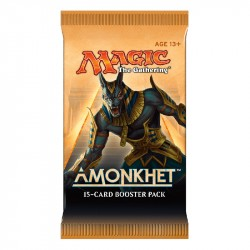 Magic The Gathering: Amonkhet Booster 1-Pack. Kort 1-PACK AMONKHET BOOSTER PACK Magic The Gathering 59,00 kr