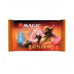 Magic The Gathering BATTLEBOND Booster 1-Pack. Spel Kort 1-PACK BATTLEBOND Magic The Gathering 59,00 kr