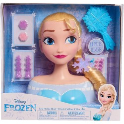 Disney Frozen Elsa Styling Head Doll