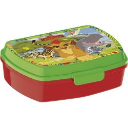 The Lion Guard Lunch Box
