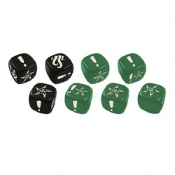 Cthulhu: Death May Die - Extra Dice Pack Cthulhu - Extra Dice Pack 00964 Cthulhu 169,00 kr