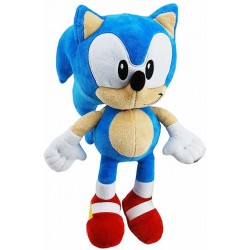 Sonic The Hedgehog Plysdyr Legetøj Plush Soft 30cm