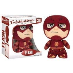 Funko Fabrikations DC Comics The Flash Action Figur Plush 15cm