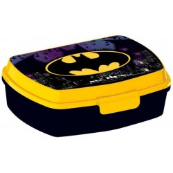 Batman lunch box Black/Yellow