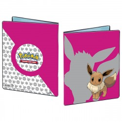 Ultra Pro Pokemon 9-Pocket Portfolio - Eevee 2019