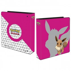 "Ultra Pro 2"" Ring Binder for Pokémon Cards Featuring Eevee 2019."