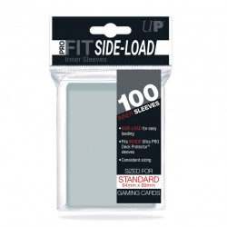 Ultra Pro PRO-Fit Standard Side Load Deck Sleeves 100-P 64x89mm