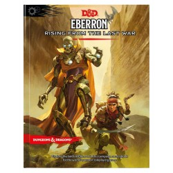 Dungeons & Dragons RPG Book - Eberron: Rising From the Last War