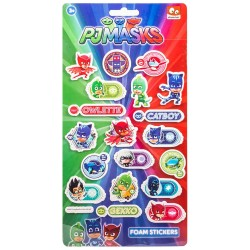 PJ Masks Pyjamashjältarna Puffy Stickers Klistermärken PJ Masks Foam Stickers PJ Masks 79,00 kr product_reduction_percent