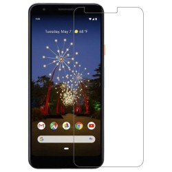 Google Pixel 3a Tempered Glass Screen Protector Retail Package