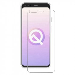 Google Pixel 4 Tempered Glass Screen Protector Retail Package