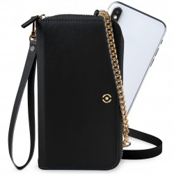 "Celly - Mobil Fodral Väska - Pochette Elegant Max 6,5"" Svart Celly Venere SVART 752134 Celly 395,00 kr product_reduction_per..."